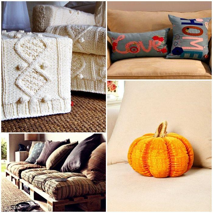 Cateva idei pentru canapea :)