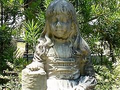 "Bonaventure Cemetery - ""Little Gracie"""