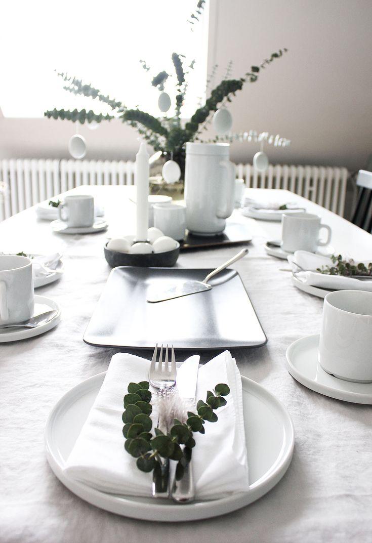 die besten 25 gedeckter tisch ideen auf pinterest servietten falten einfach servietten. Black Bedroom Furniture Sets. Home Design Ideas