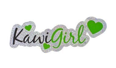 KAWI GIRL™ STICKER for sale in Victoria, TX   Dale's Fun Center (866) 359-5986