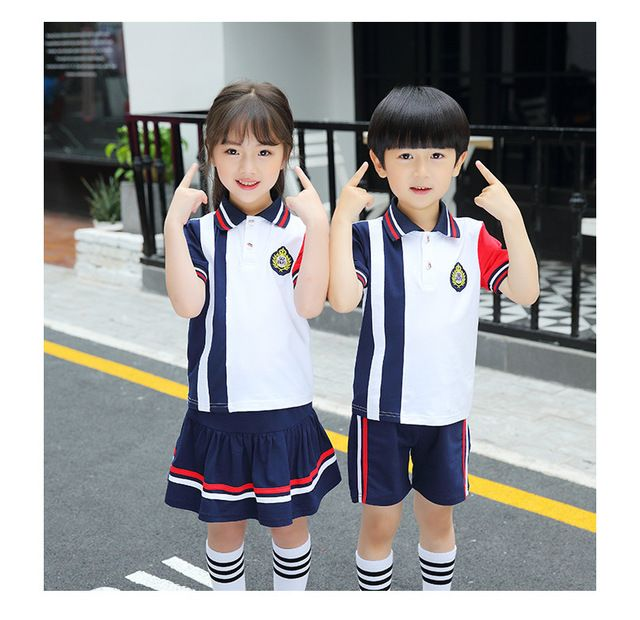 Source OEM wholesale Professional school uniform design kindergarten