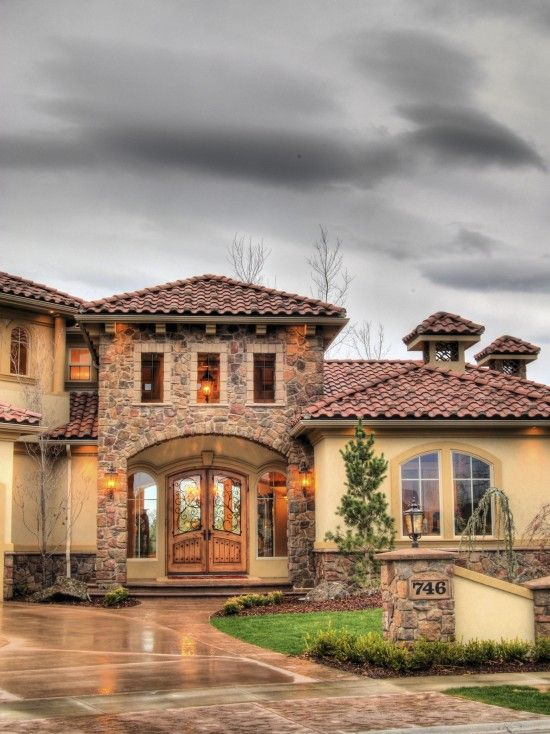 Mediterranean Exterior Design Pictures Remodel Decor And Ideas Page 33 The Outside