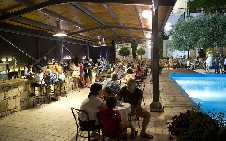 Kriopigi Hotel pool Bar  #Halkidiki #Greece  http://kriopigibeach.gr/