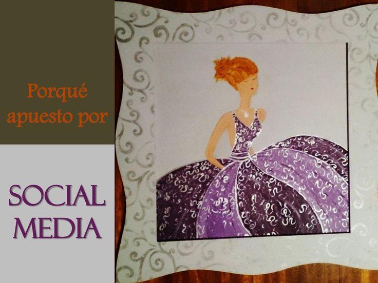Porqué apuesto por social media by Caridad Yáñez Barrio via slideshare