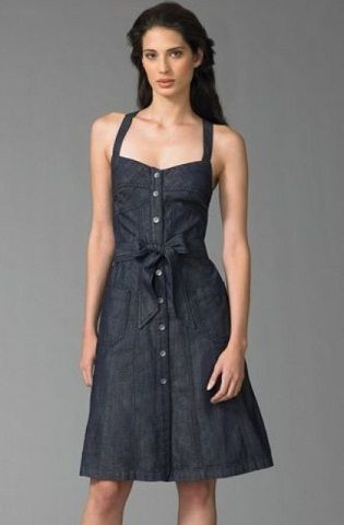 vestidos de jean: A Mini-Saia Jeans, Denin Fashion, Denim Dresses, Vestidos De Jeans, Denim Fashion, Vestidos Lindo, Dress0Jpg 327499, Dresses Couture, Pink Dresses Yachao