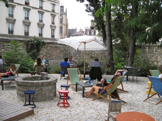 Le Café A, 148, rue du Faubourg St-Martin, Paris 10e