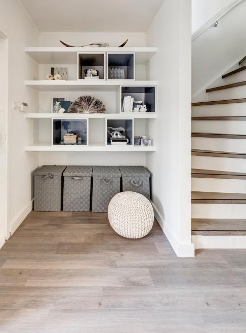 Nook | white | organize | office | workspace