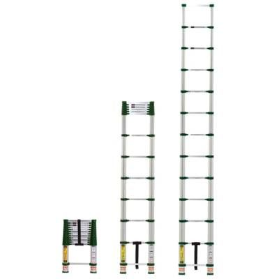This next generation Xtend and Climb 780P Ladder boasts a larger duty rating, making it perfect for a commercial contractor and the do-it-yourselfer who requires the best tools for the job. Styling, strength, and flexibility make this a remarkable ladder;  it opens from a small, compact length and extends to any length by the foot, from 32-1/4 to 12'-6. A sensible alternative to heavy and bulky extension ladders, the ergonomic design of the 780P allows for smooth operation, making it easy to…