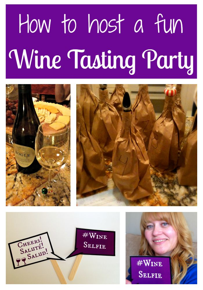 Have you thought about hosting a wine tasting party, but don't know where to begin? I have some easy wine tasting party tips to help you get started!