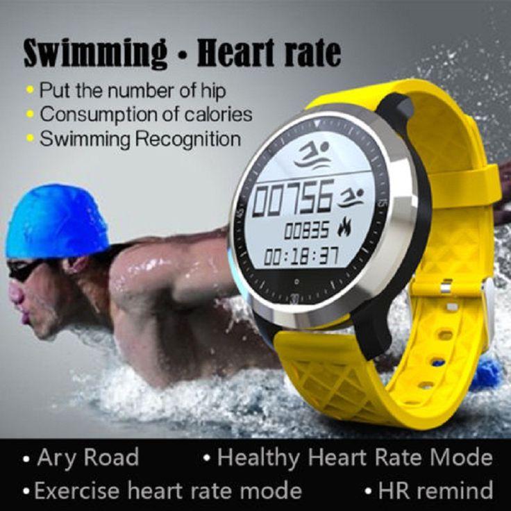 AUF LAGER!!! neue Verkauf Smartwatch F69 Unterstützung Ersatz Strap Passometer Schlaf-tracker Nachricht Erinnerung Schwinge Anzahl Kalorien //Price: $US $111.14 & FREE Shipping //     #meinesmartuhrende