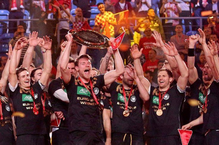 Handball-EM Finale: Deutschland ist Europameister