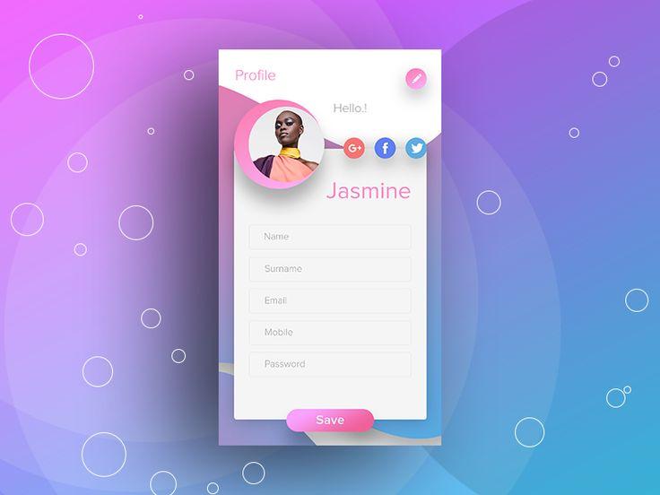 UI profile