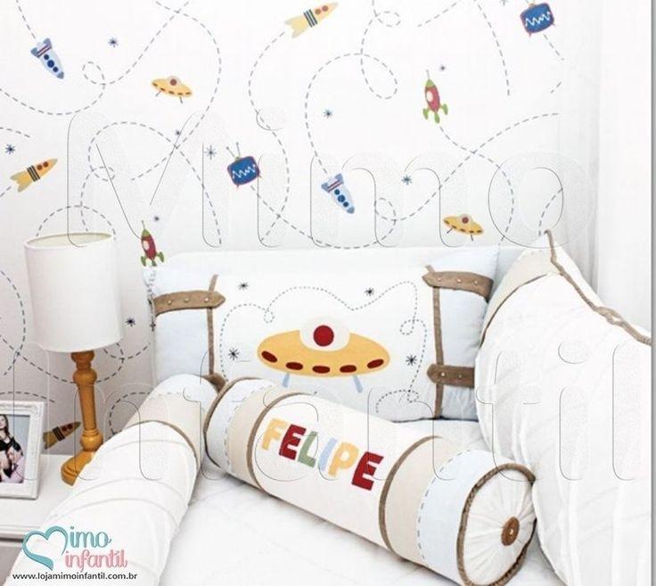 54 melhores imagens sobre 1 papel de parede quarto beb - Papel de pared infantil ...