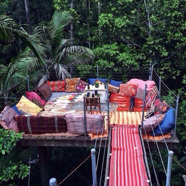 Let's go here and chill #heaven #peace