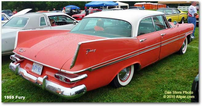 59 Plymouth Fury