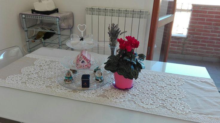 #shabby #flower #home
