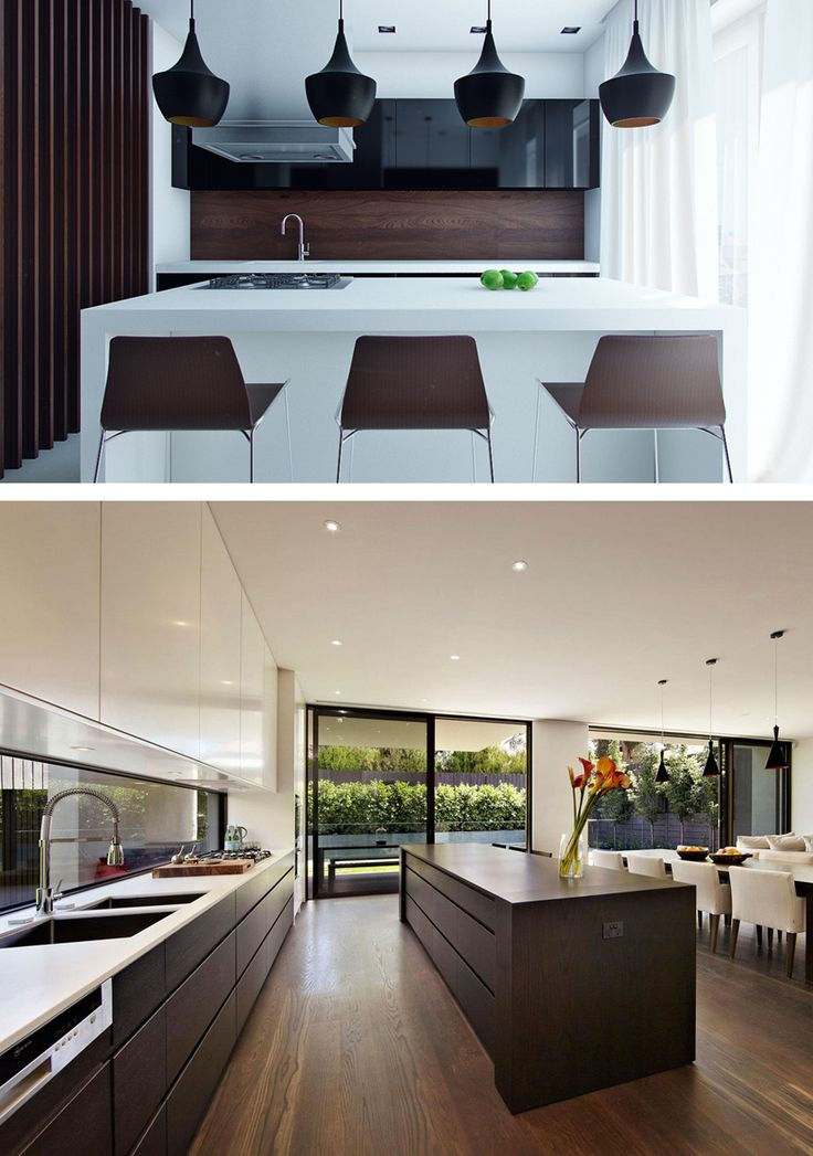 New Asian Modern Kitchen_Interior Ideas_Architecture