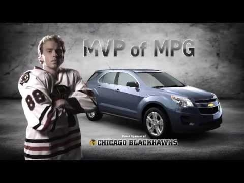 Chevy Equinox - MVP of MPG - Chevy Drives Chicago