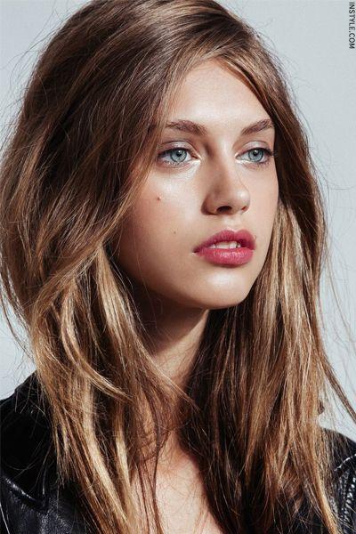 'Bronde' Hair Trend   sheerluxe.com
