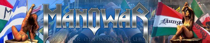 MANOWAR zenekar - The Kingdom Of Steel