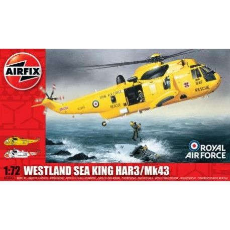 3043 - Sea King HAR43 1/72