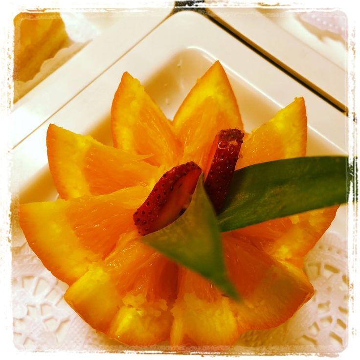 Fruits & Desserts - Trofea Grill Restaurant Kiraly Street