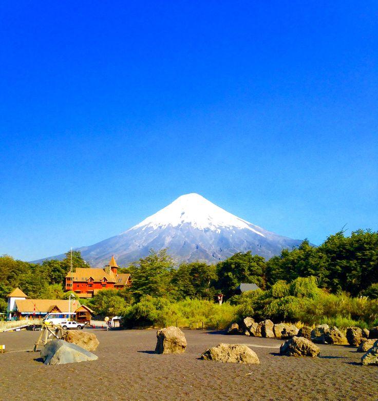 Volcán Osorno. Lago Todos Los Santos.