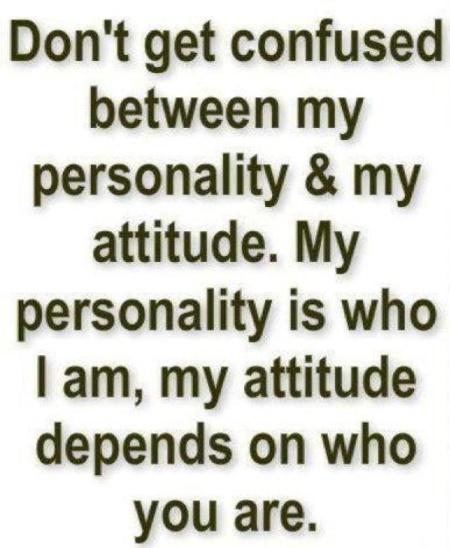 Keep Calm & think positively