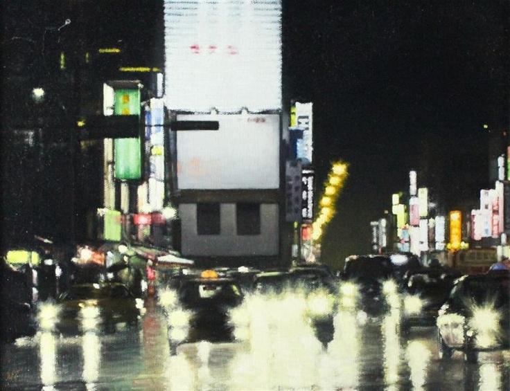 Artist Nobuhito Tanaka