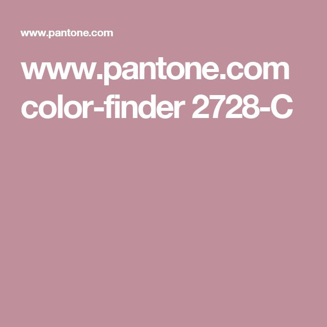 www.pantone.com color-finder 2728-C