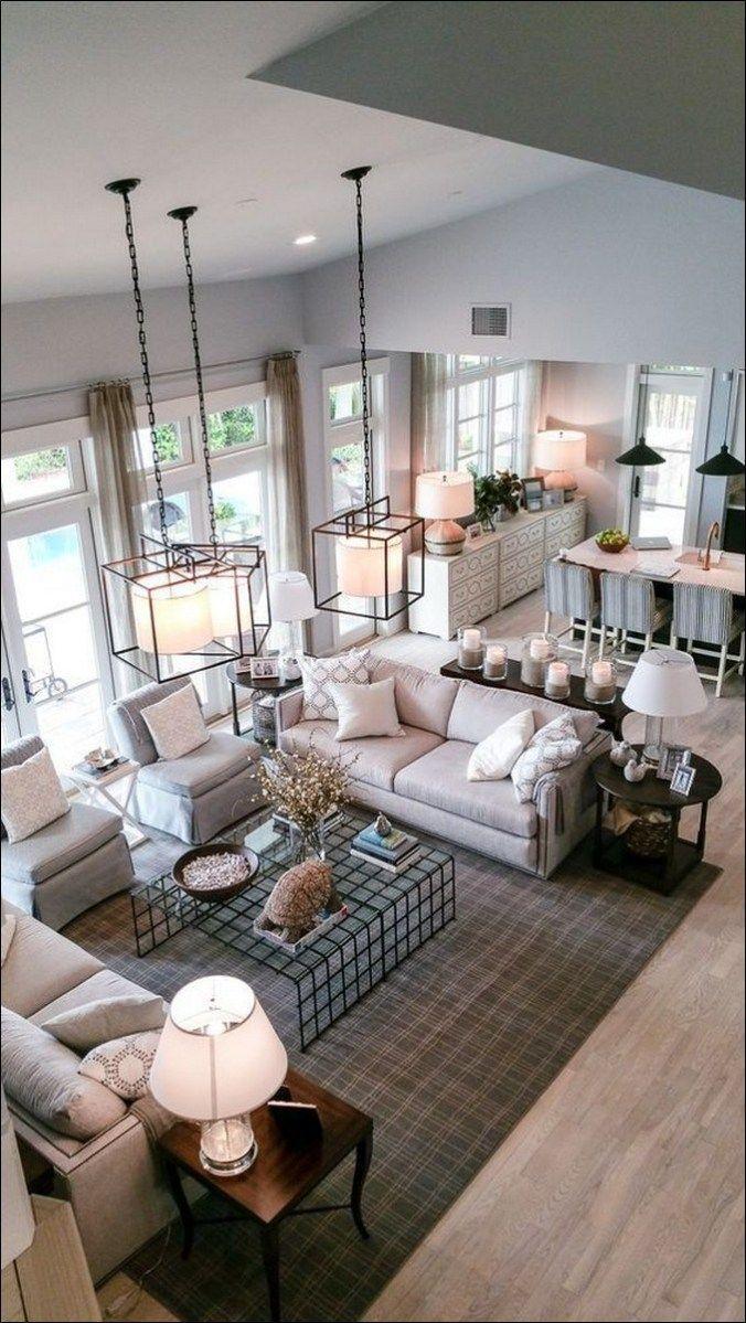 40 Open Plan Ideas Modern Living Room 34 12 Newsmartdesign Com Openplan Moder Cheap Living Room Sets Large Living Room Design Living Room Furniture Layout