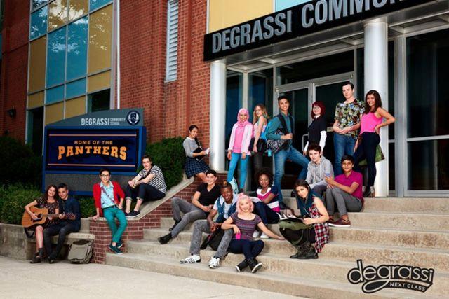 La prima stagione di Degrassi: Next Class disponibile su Netflix Italia - Sw Tweens