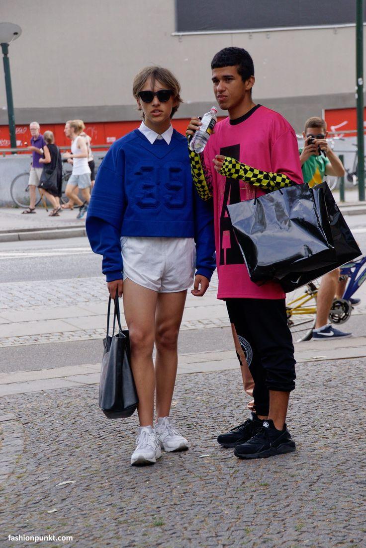 Street Style Copenhagen Fashion Week SS15