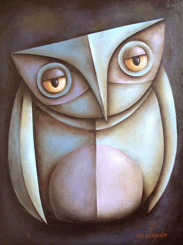 'Owl' by Rovi Jesher Salegumba