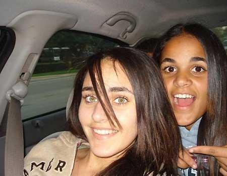 Amina & Sarah Said  Jan. 1, 2008  http://amina-said.gonetoosoon.org/
