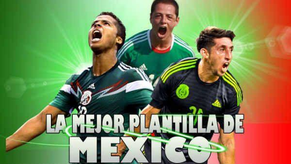 Aquí les mostramos los mejores jugadores mexicanos en FIFA 17. Independientemente de si están en la selección mexicana son los mejor valorados por EA Sports