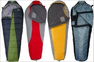 light-weight backpacking sleeping bag review