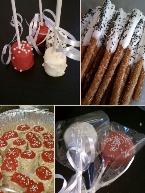 <3 Easy Desserts To Make For A Party. #easy #desserts   Food