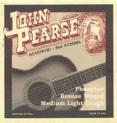 John Pearse – Set #720ML