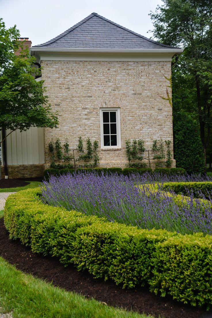 Garden designer Nick McCullough, McCullough's Landscape and Nursery, New Albany, OH- Lavandula x intermedia 'Phenomenal'