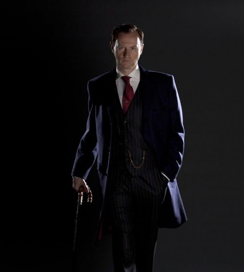 Sherlock Series 2 Promo - Mark Gatiss as Mycroft Holmes  ************ Hottest picture of Mr. Gatiss I have ever seen!