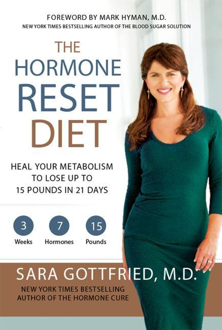 The Harvard-educated physician and New York Times bestselling author of The Hormone Cure shows you how to grow new receptors for your seven metabolic hormones, making you lose weight and feel great fast!When it comes to weight loss, most people don't think about hormones. But when you develop resistance to your seven major metabolic hormones—cortisol, thyroid, testosterone, growth hormone, leptin, insulin, and estrogen—your body adjusts by increasingly raising your hormone levels and...