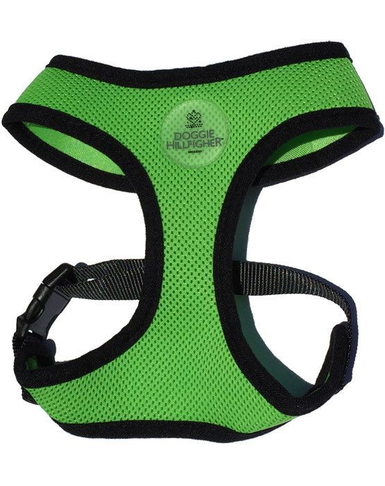 Sport Harness & Lead Set in Lime