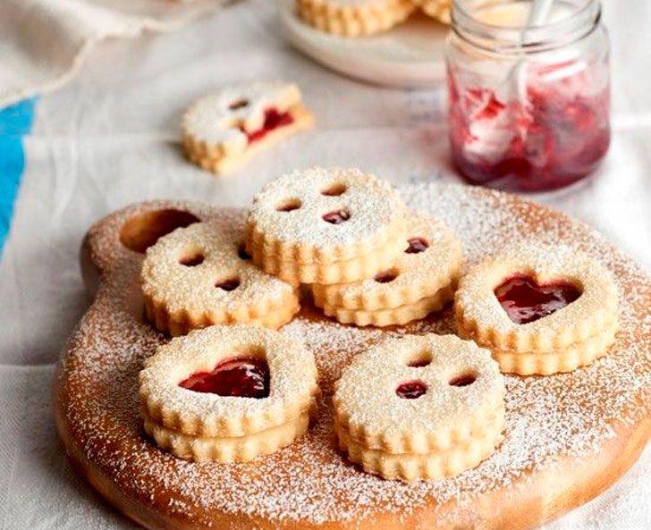 6 deliciosas recetas de galletas de mantequilla para que endulces tus comidas