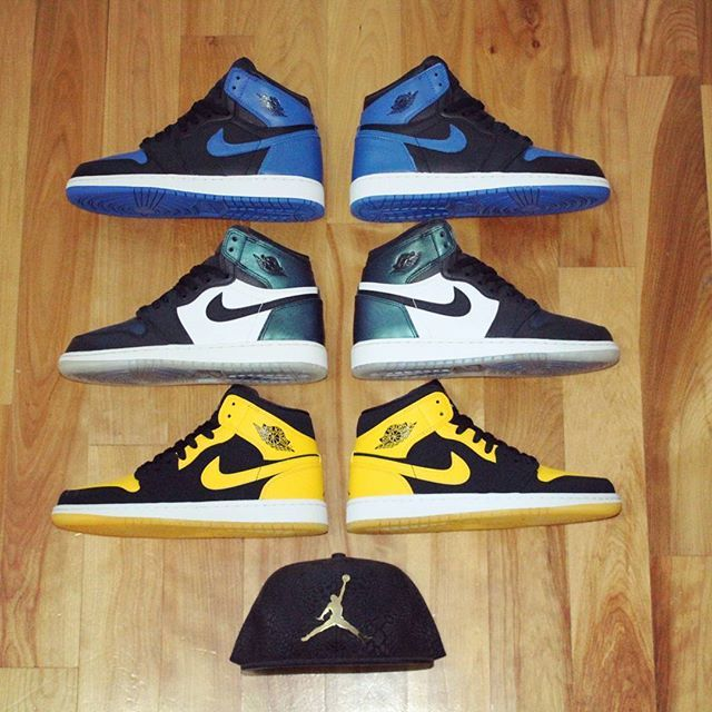 14d3260f59ac Go check out my Air Jordan 1 Retro on feet channel link in bio ...