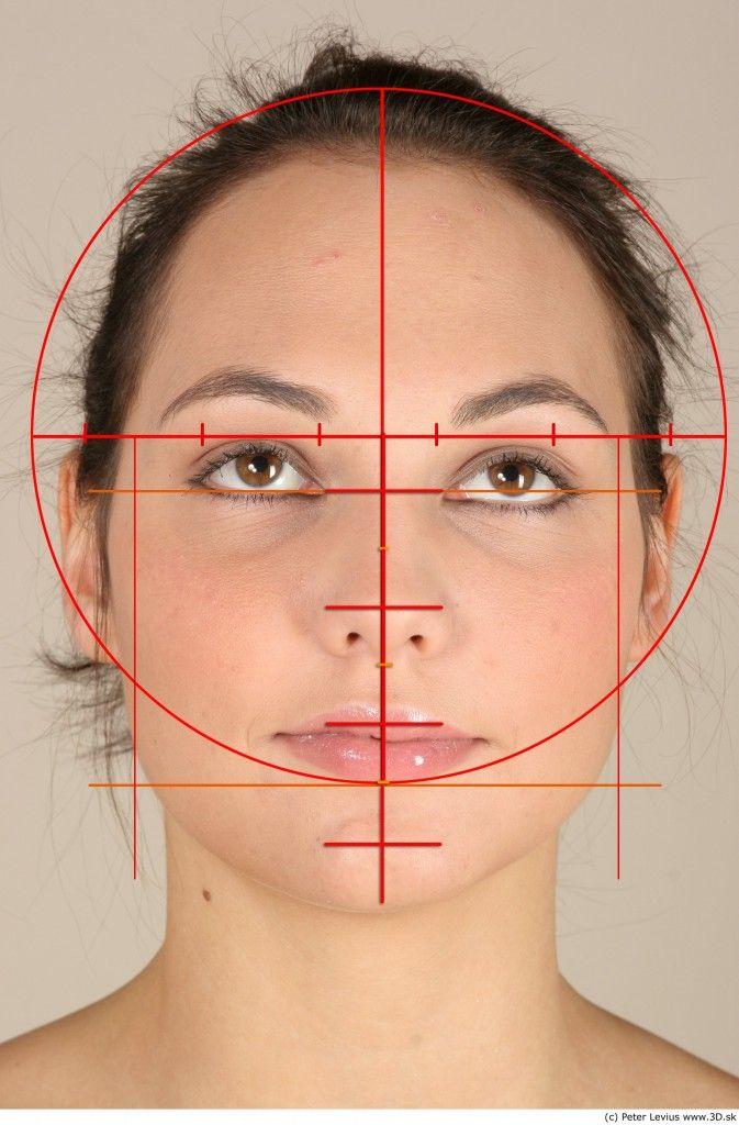 como dibujar un rostro humando