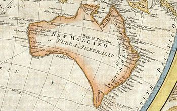 Tropic of Capricorn - Wikipedia, the free encyclopedia