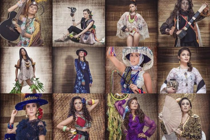 Miss Nicaragua 2016 Ethnic Outfit Photoshoot