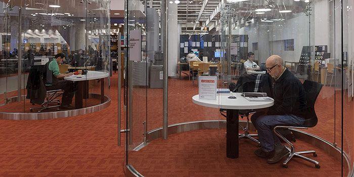 Study Space Locator | UC Irvine Libraries