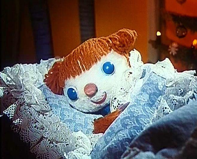 miś Colargol/ Barnaby the Bear.